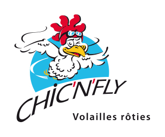 logo chic'n'fly