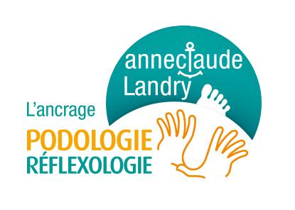 logo podologie réflexologie pictogramme